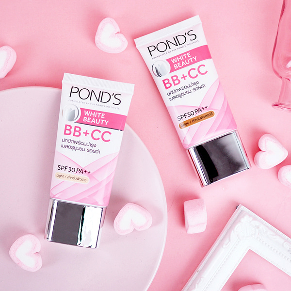 POND'S BB+CC(recommend 10%off)